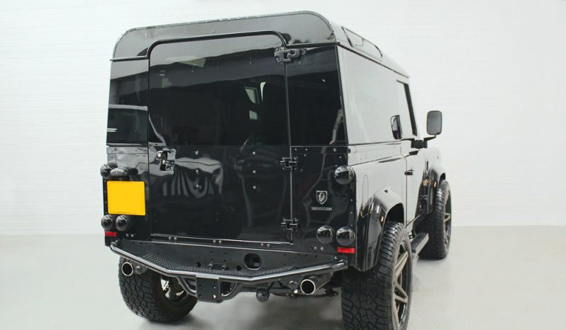 2014(64) Land Rover Defender 90 XS 2.2 TD AUTO Deranged Edition full