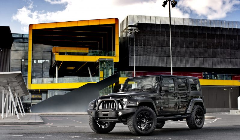2017(17) DERANGED™ Wrangler 2.8 CRD Blackout Edition full