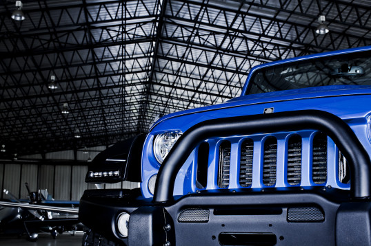 Deranged Jeep Blue 02