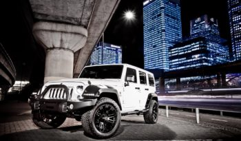 2017(67) DERANGED™ Wrangler 3.6 V6 Petrol Frozen Edition full