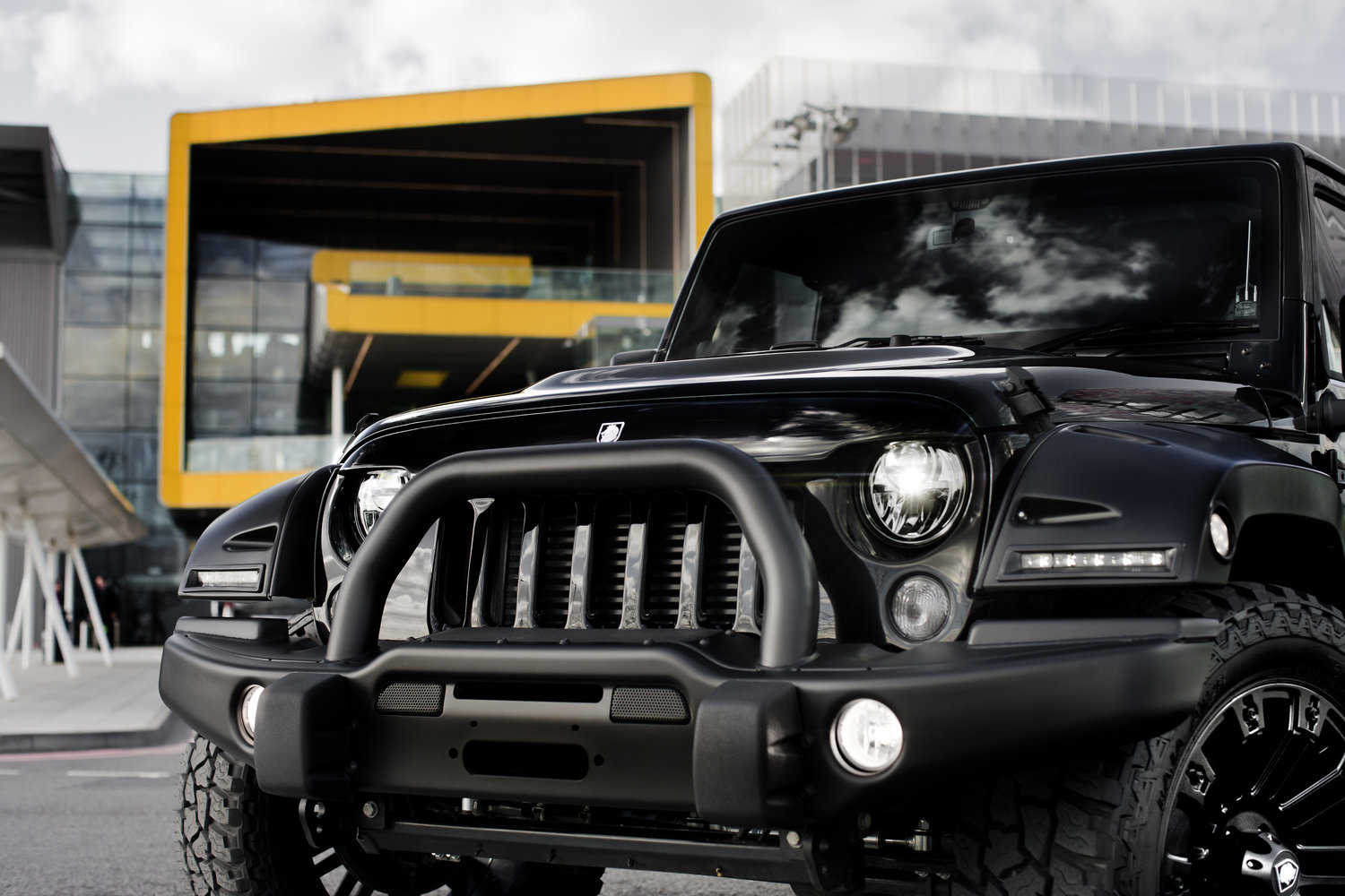 Jeep Wrangler Hardtop >> Deranged Wranglers | Customised Jeep Wranglers