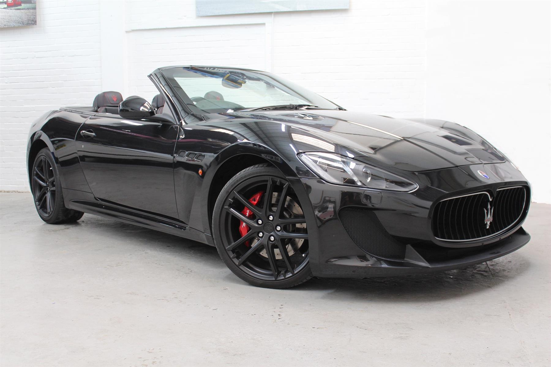 2013 13 Maserati Granturismo Grancabrio Mc Deranged Vehicles