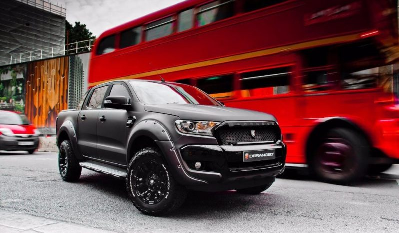 2019(19) DERANGED™ Ranger 3.2 TDCi AUTO Blackout Edition full