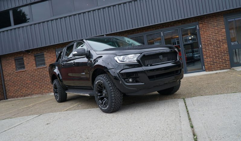 2019 68 Deranged Ford Ranger 3 2 Tdci Auto Blackout