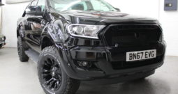 2018(18) DERANGED™ Ford Ranger 3.2 TDCi AUTO Blackout Edition