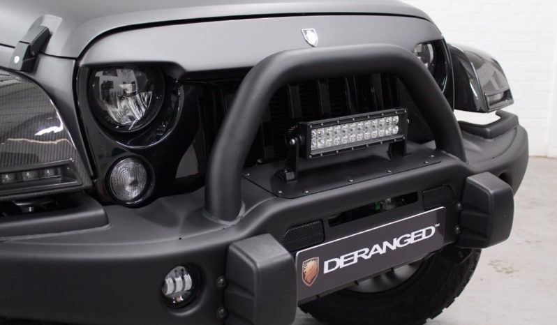 2018(68) DERANGED™ Jeep Wrangler 3.6 V6 4dr ULTIMATE EDITION full