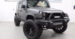2018(68) DERANGED™ Jeep Wrangler 3.6 V6 4dr ULTIMATE EDITION