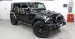 2015(15) Deranged™ Jeep Wrangler 2.8 CRD Station Wagon 4×4 4dr