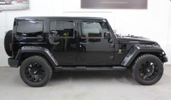 2015(15) Deranged™ Jeep Wrangler 2.8 CRD Station Wagon 4×4 4dr full