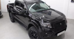2018(18) Deranged™ Navara 2.3 dCi Tekna Double Cab Pickup 4WD 4dr Blackout Edition