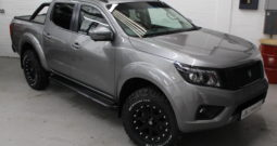 2018(68) Deranged™ Navara 2.3 dCi Tekna Double Cab Pickup 4WD 4dr Blackout Edition