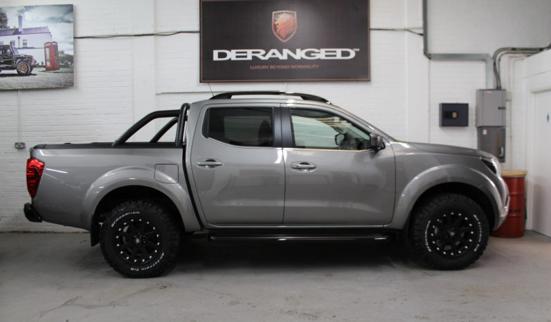 2018(68) Deranged™ Navara 2.3 dCi Tekna Double Cab Pickup 4WD 4dr Blackout Edition full