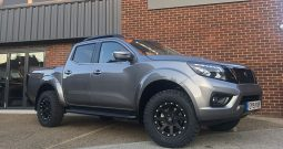 2019(19) Deranged™ Navara 2.3 dCi N-Guard Blackout Edition