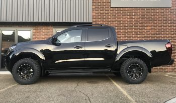 2020(20) Deranged™ Navara 2.3 dCi N-Guard Blackout Edition full