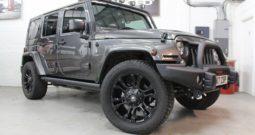 2017(17) DERANGED™ Jeep Wrangler Crd Overland Unlimited