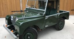 1950 LAND ROVER 80 SERIES 1