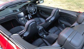 2018(18) Maserati Grancabrio MC Auto full