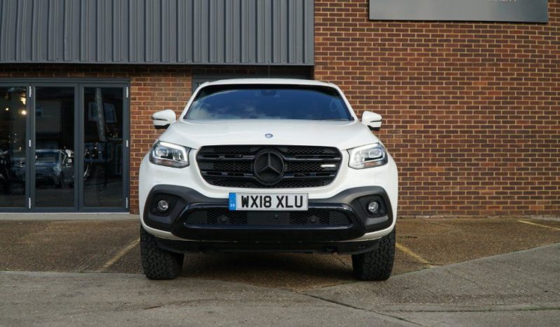 2018(18) DERANGED™ Mercedes X-Class 250d Power 4MATIC full