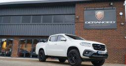 2018(18) DERANGED™ Mercedes X-Class 250d Power 4MATIC
