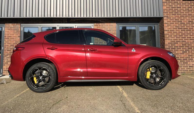 2018(68) Alfa Romeo Stelvio 2.9 BiTurbo Quadrifoglio AWD full
