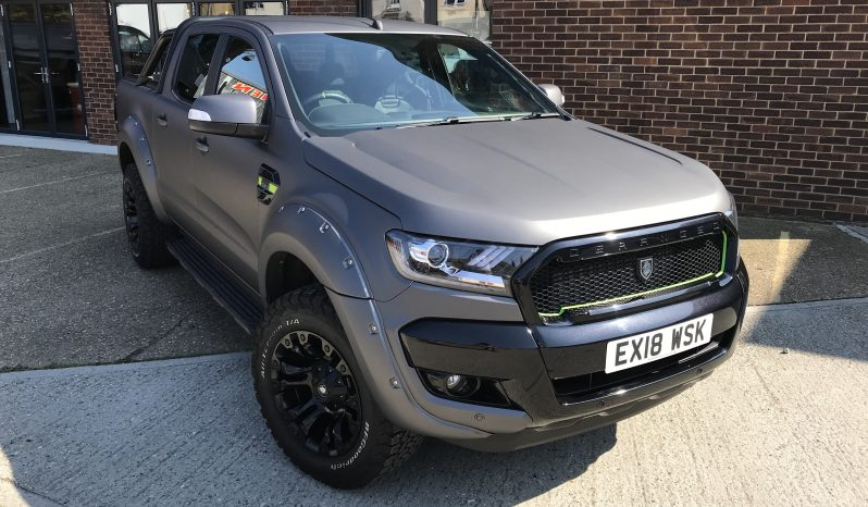 2018(18) DERANGED™ Ranger 3.2 TDCI Auto Ultimate Edition full