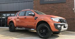 2015(65) DERANGED™ Ford Ranger 3.2 TDCi Wildtrak Double Cab Pick up 4×4 4dr
