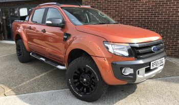 2015(65) DERANGED™ Ford Ranger 3.2 TDCi Wildtrak Double Cab Pick up 4×4 4dr full