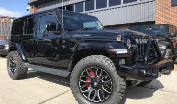 2020(69) DERANGED™ Wrangler JL 2.0 Blackout Edition full