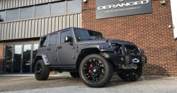 2016(66) DERANGED™ Wrangler 3.6 V6 Supercharged