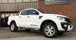 2015(65) Ford Ranger 3.2 TDCi Wildtrak Double Cab Pick up 4×4 4dr