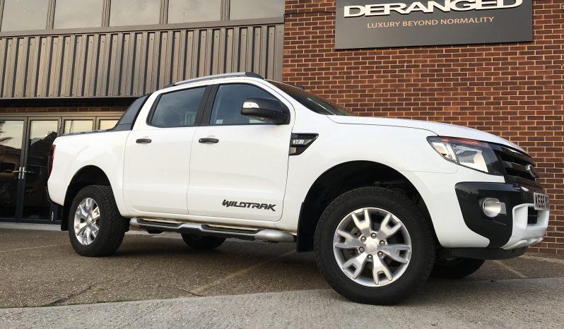 Deranged Vehicles | Custom Pickup Trucks | Custom Ford Ranger