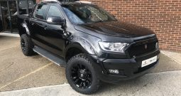 2016(16) DERANGED™ Ranger Wildtrak 3.2 TDCi AUTO Blackout Edition