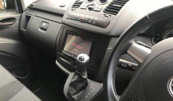 2014(64) Mercedes-Benz Vito 3.0 122CDI Dualiner Sport Compact Panel Van 5dr full