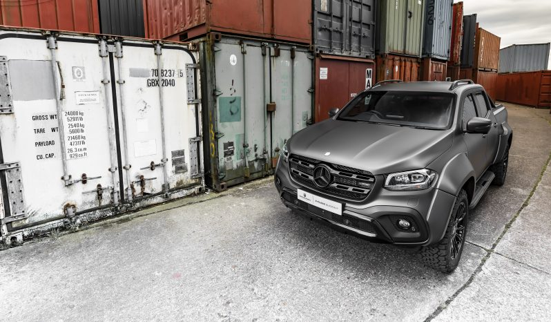 2020(20) DERANGED™ Mercedes XD400 Widebody Blackout Edition full