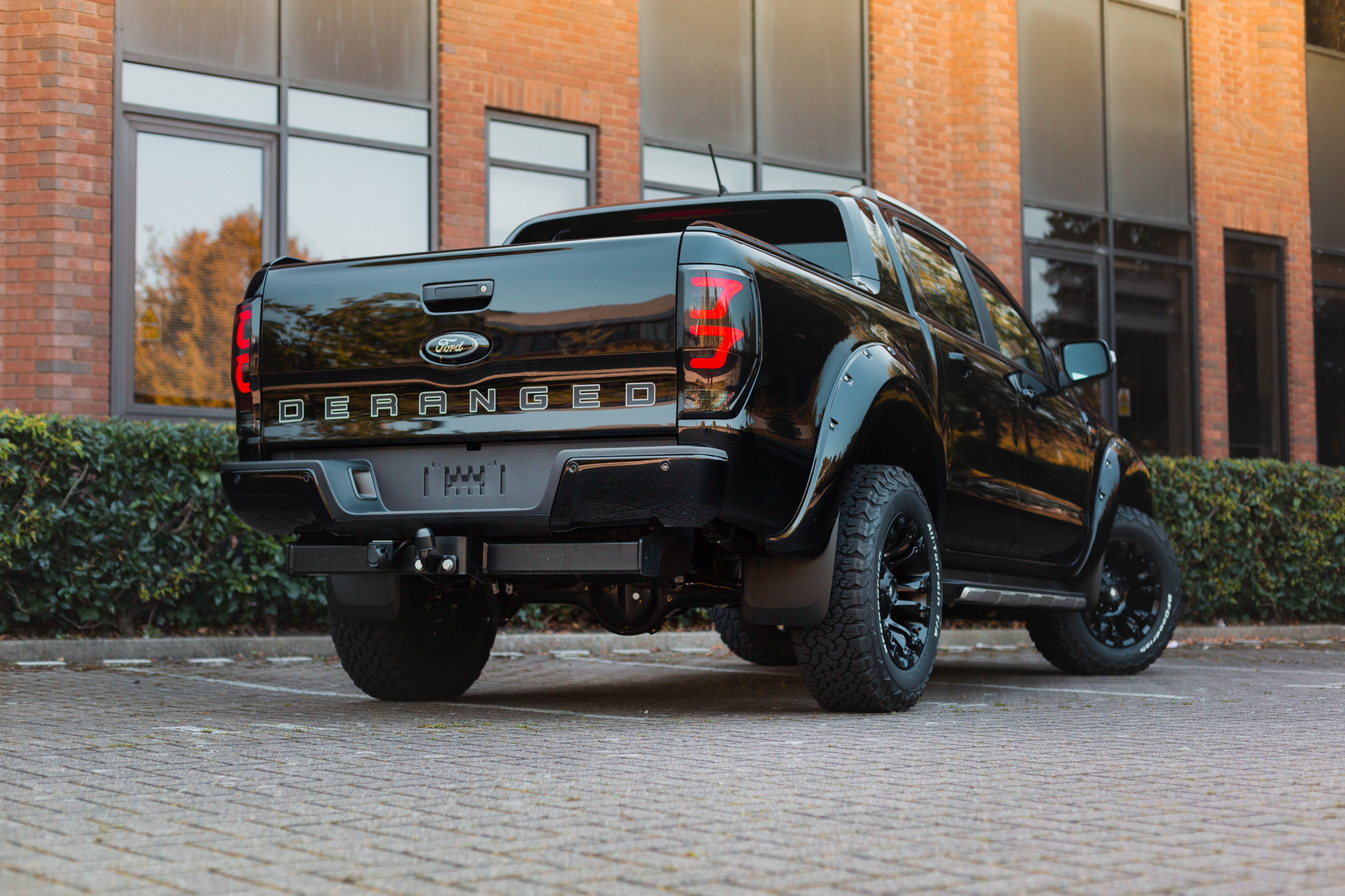 2020 20 Deranged Ford Ranger Wildtrak 2 0 Bi Turbo
