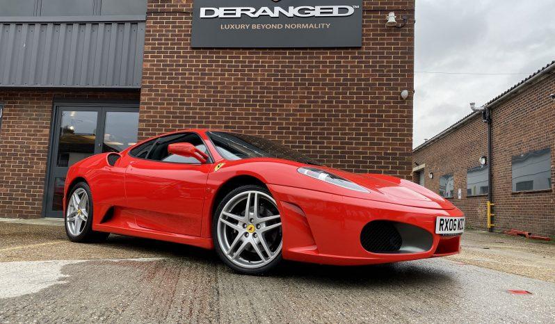 2006(06) Ferrari F430 4.3 F1 2dr Coupe full