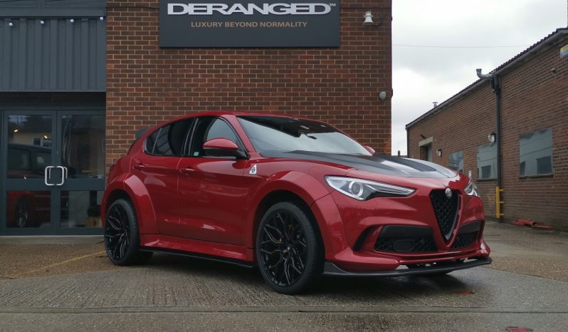 2018(68) Alfa Romeo Stelvio 2.9 BiTurbo Quadrifoglio Widebody 1/1 full