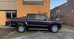 2013(13) VW Amarok 2.0 BiTDI BlueMotion Tech Highline Per Pickup 4MOTION