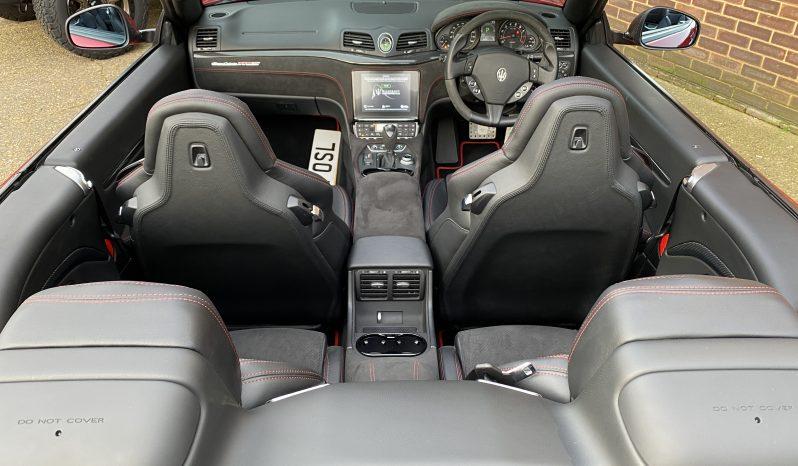 2018(18) Maserati Grancabrio MC Stradale Auto full