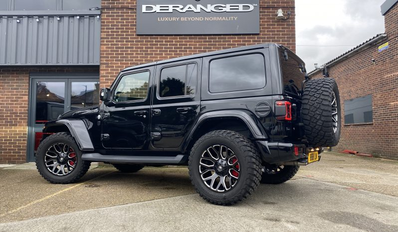 2020(70) DERANGED™ Wrangler JL 2.0 Blackout Edition full