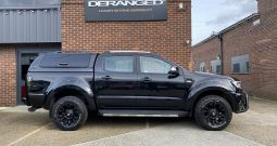 2017(67) DERANGED™ Ranger Wildtrak 3.2 TDCi AUTO Blackout Edition