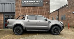 2018(67) DERANGED™ Ranger 3.2 TDCi AUTO Blackout Edition