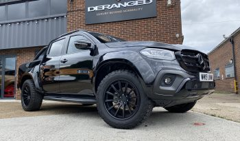 "2019(19) DERANGED™ Mercedes XD400 Widebody ""Ex Demo"" full"