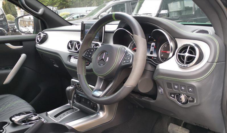 "2019(19) DERANGED™ Mercedes XD400 Widebody ""The Hulk"" full"