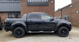 2014(64) DERANGED™ Ford Ranger 3.2 TDCi Wildtrak Double Cab Pick up 4×4 4dr