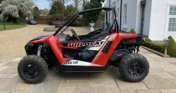 2020(20) Arctic Cat 700 Wildcat Trail XT off road buggy