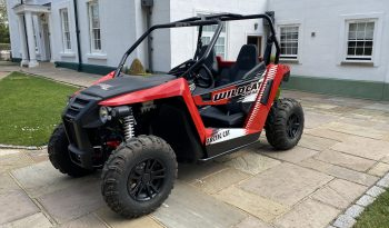 2020(20) Arctic Cat 700 Wildcat Trail XT off road buggy full