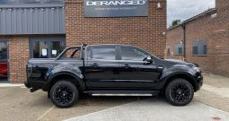 2018(68) DERANGED™ Ranger Limited 3.2 TDCi AUTO Blackout Edition