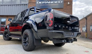 2018(68) DERANGED™ Ranger Limited 3.2 TDCi AUTO Blackout Edition full