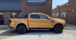 2020(20) DERANGED™ Ford Ranger Wildtrak 2.0 Bi-Turbo Blackout Edition